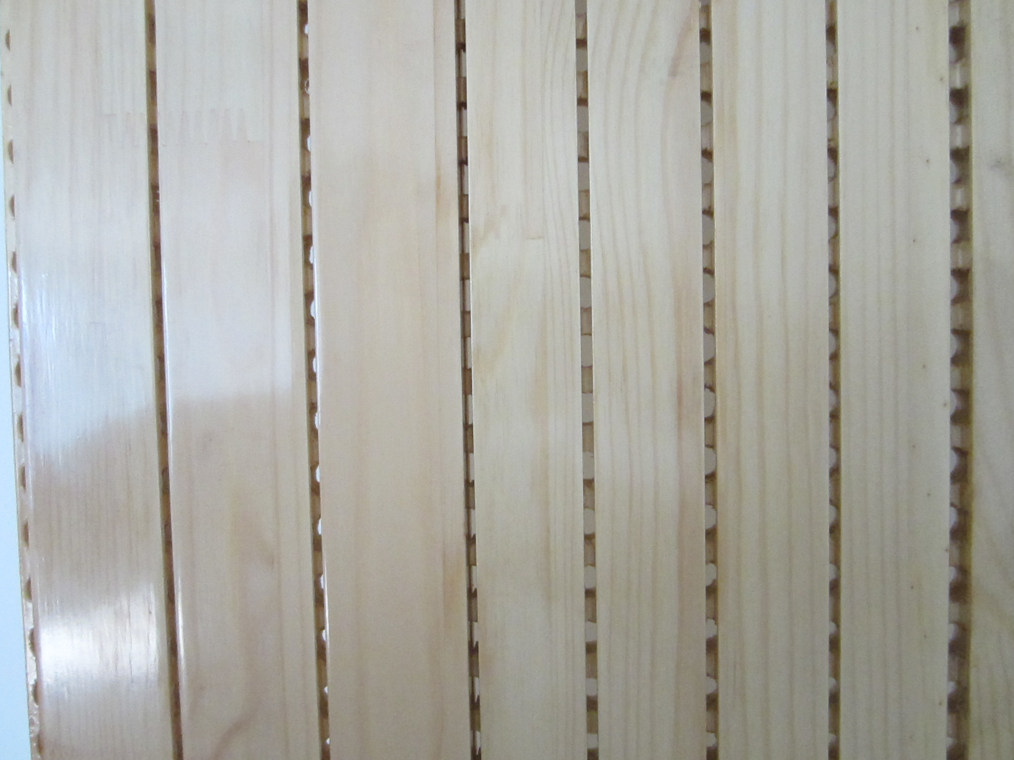 纯实木吸音板组合